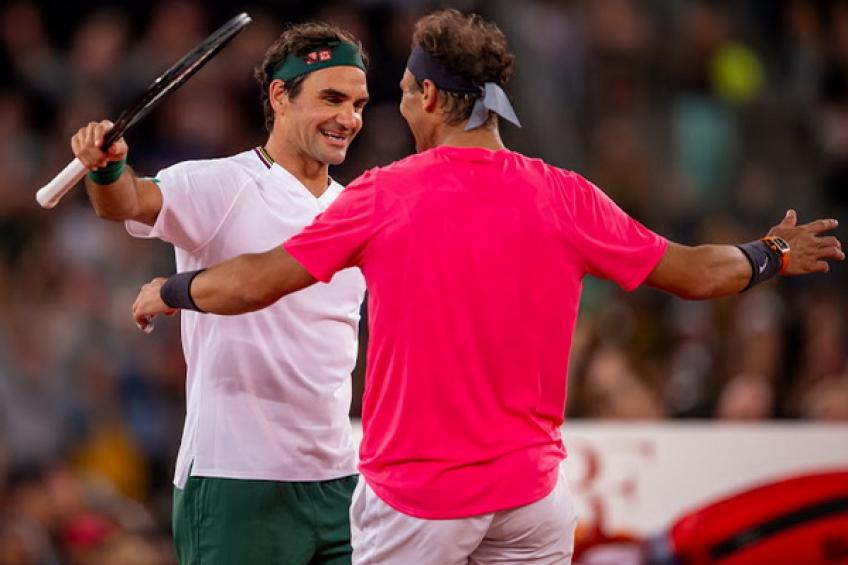 Rafael Nadal: 'Roger Federer and I are not close friends, but we can speak anytime'