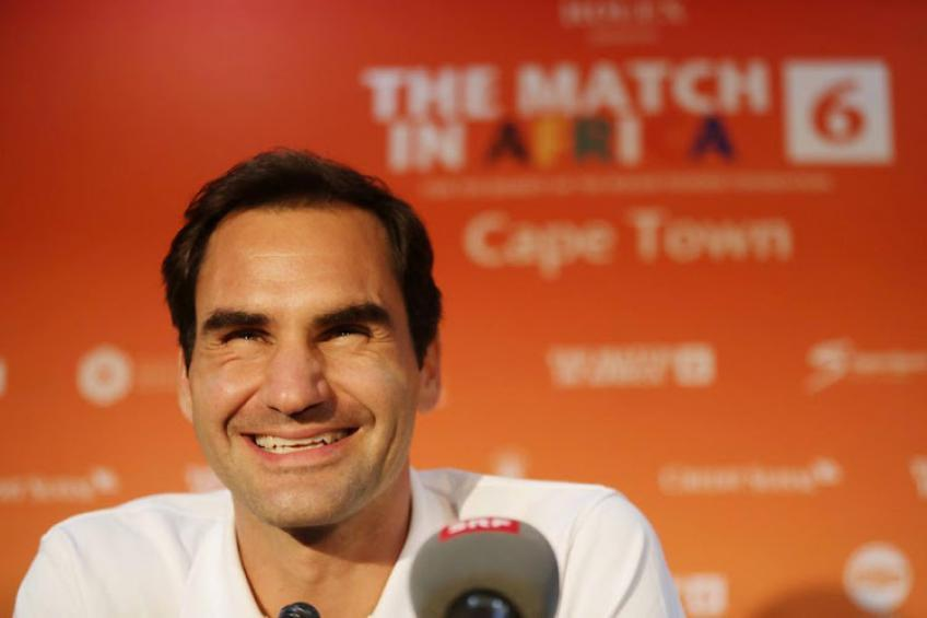 'We don't know how to treat Roger Federer', says Swiss abbot