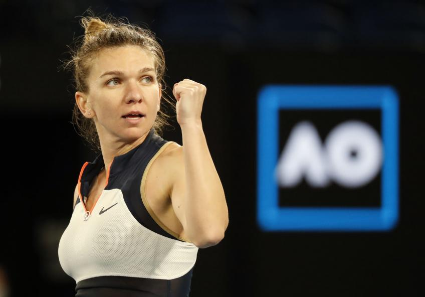 """Simona Halep: """"I would have liked to face ..."""""""
