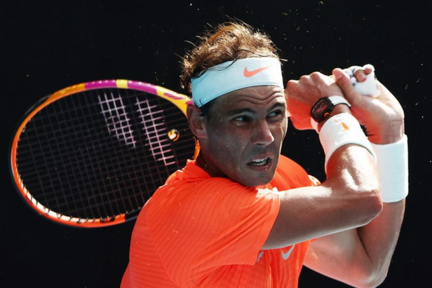 Rafael Nadal: 'I have never shied away from turning to...'