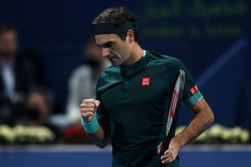 'Roger Federer has been at the top of the game for many years,' says his former coach
