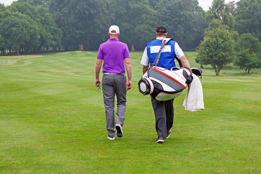 Caddie, revealed how much he could earn