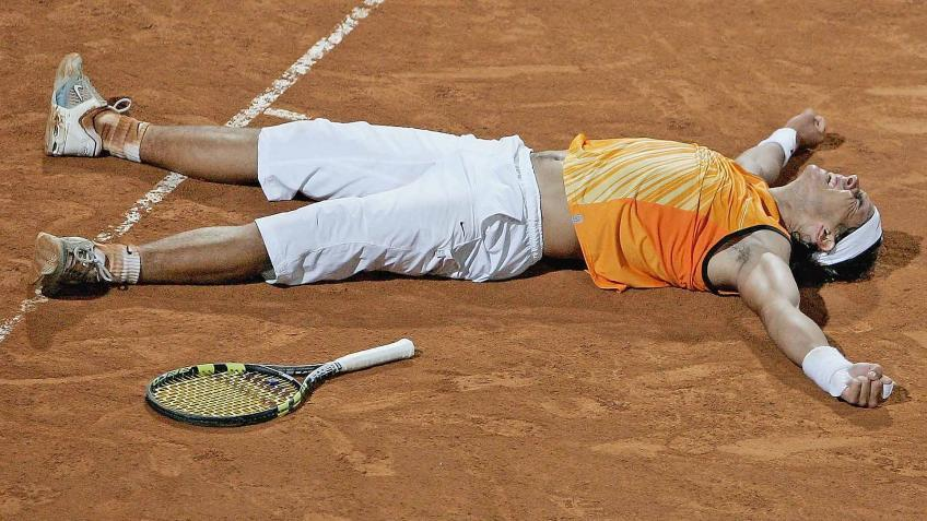 'Rafael Nadal is the best ever on clay, while...', says legend