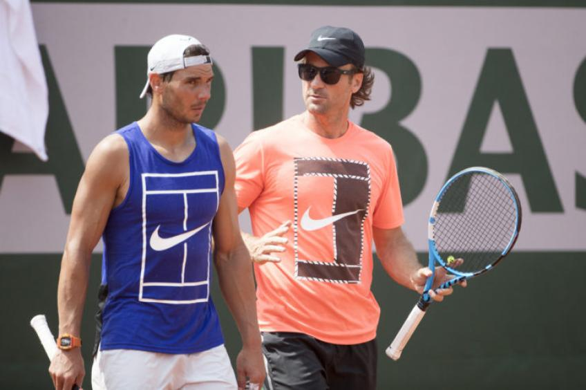 Novak Djokovic: 'Obviously he's had his mark with Rafael Nadal for...'
