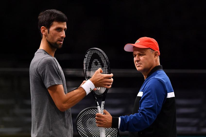 'I was worried that would be it as Novak Djokovic...', says top coach