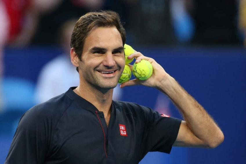 'We'll both have more gray hair and Roger Federer will still...', says TD
