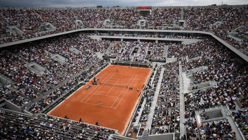 French tennis chief: Dare not imagine French Open cancellation