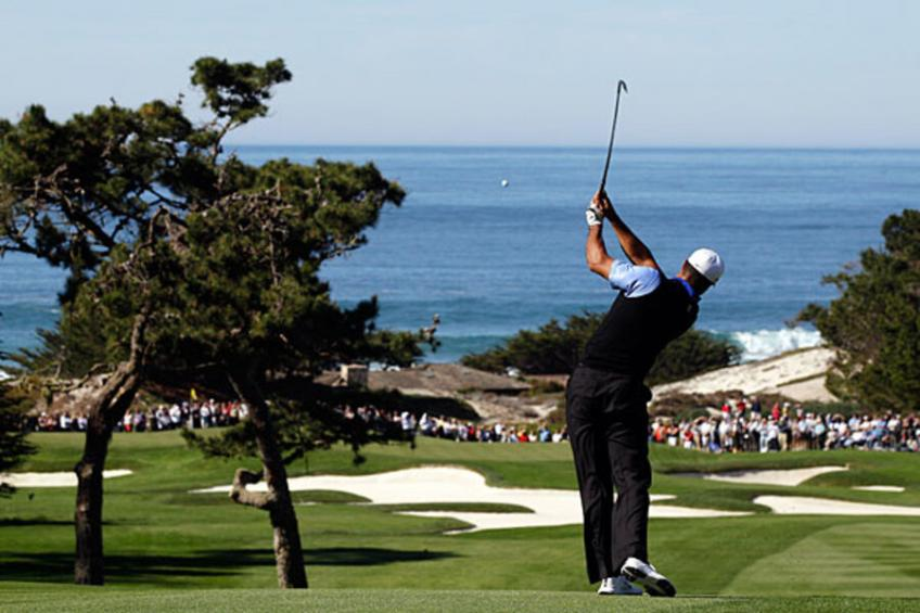 Tiger Woods designed course is set to open