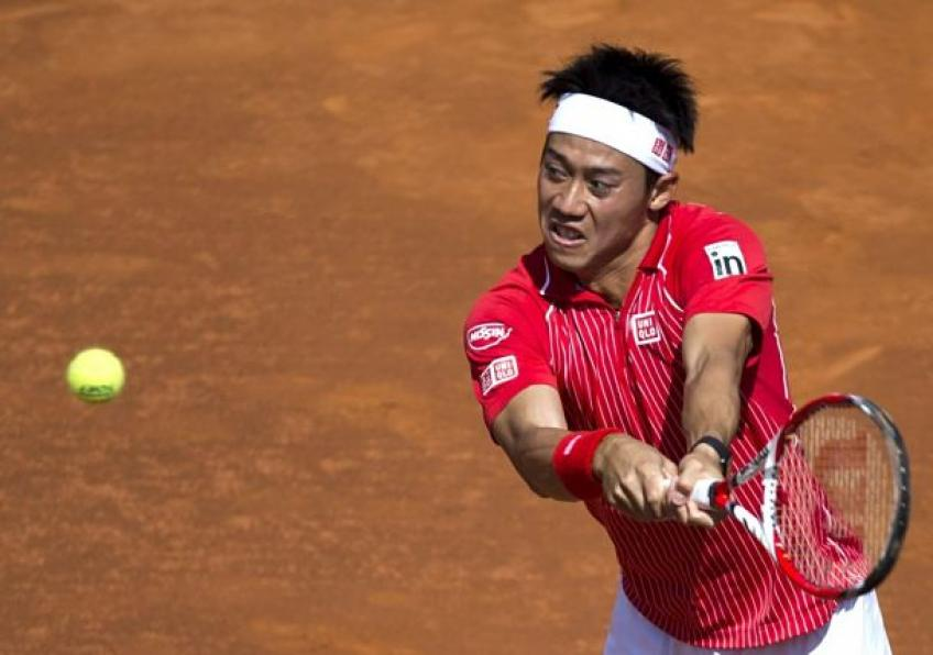 Kei Nishikori to skip Monte Carlo Masters, open clay season in Barcelona