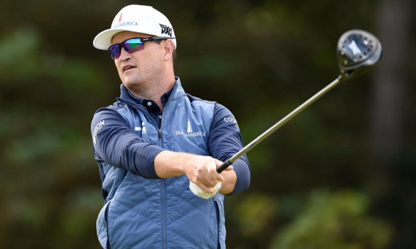 """Zach Johnson: """"Tiger Woods's our barometer"""""""
