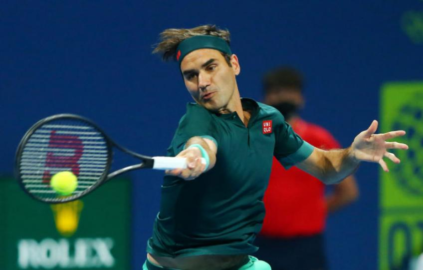 Roger Federer: 'We are spontaneous and do what...'