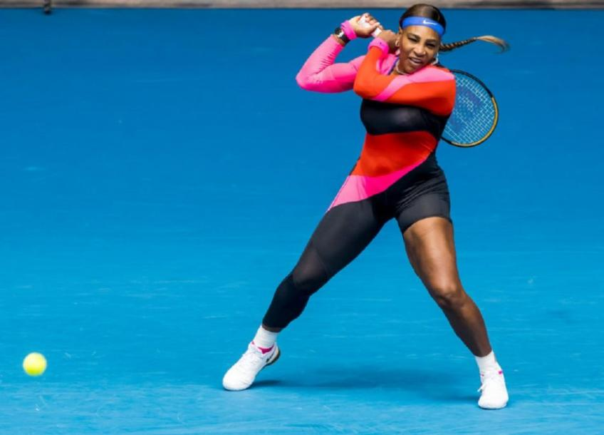 "Serena Williams: ""Migraine can be really awful"""