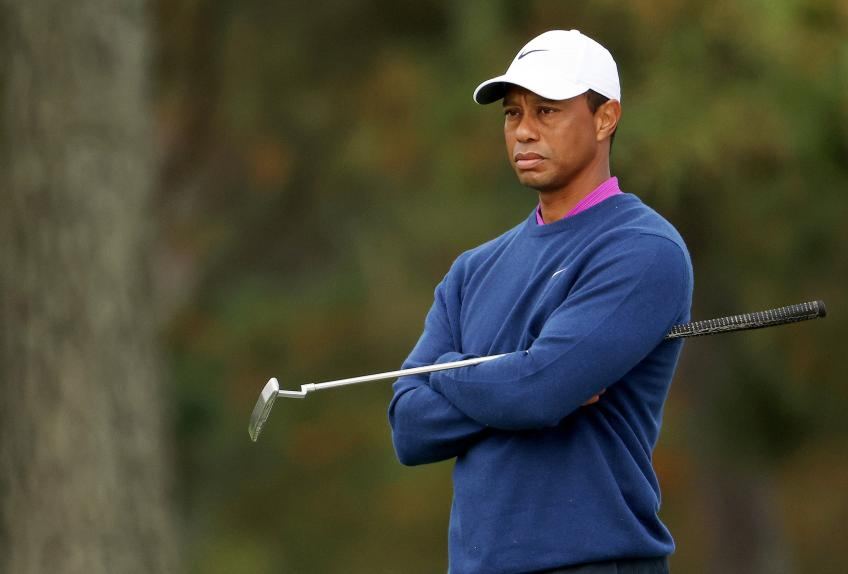 Tiger Woods, revealed cause of the accident
