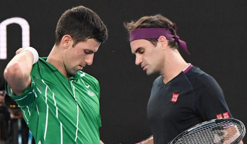 'Without Roger Federer, Nadal and Djokovic, a lot of people...', says legend