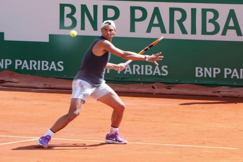 Rafael Nadal: 'I feel good, although I'm not used to playing Monte Carlo after..'