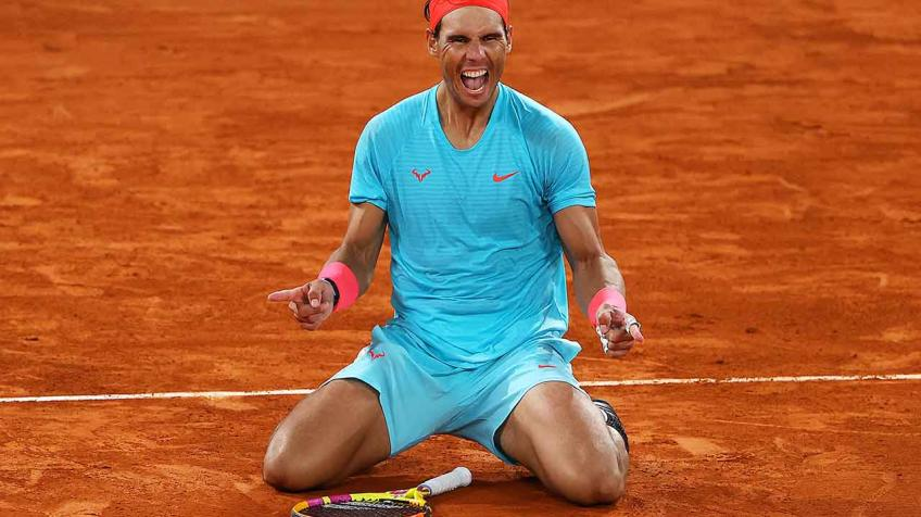 Rafael Nadal gives thoughts on European Super League