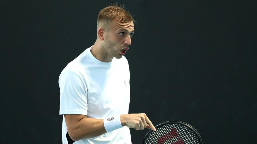 Dan Evans: My attitude toward developing game on clay was pretty poor