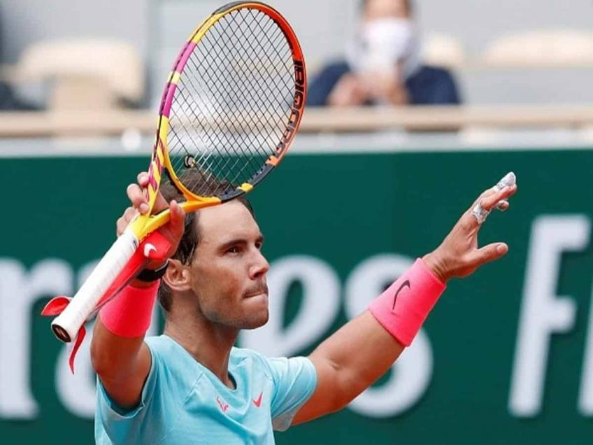 'I played there with Rafael Nadal for a year and lost...', says former Top 10