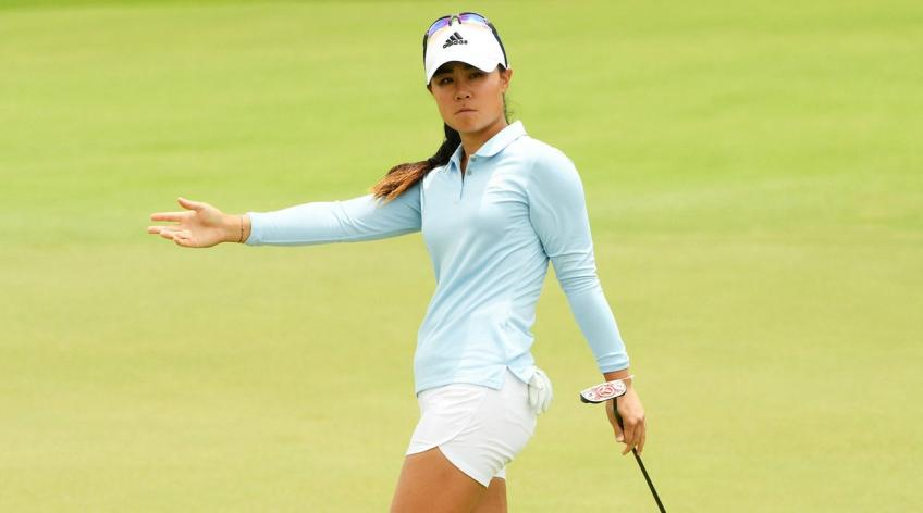 """Danielle Kang: """"Anxious about certain things"""""""