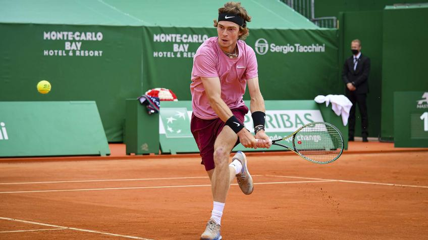 Andrey Rublev 'happy' with his start to clay season