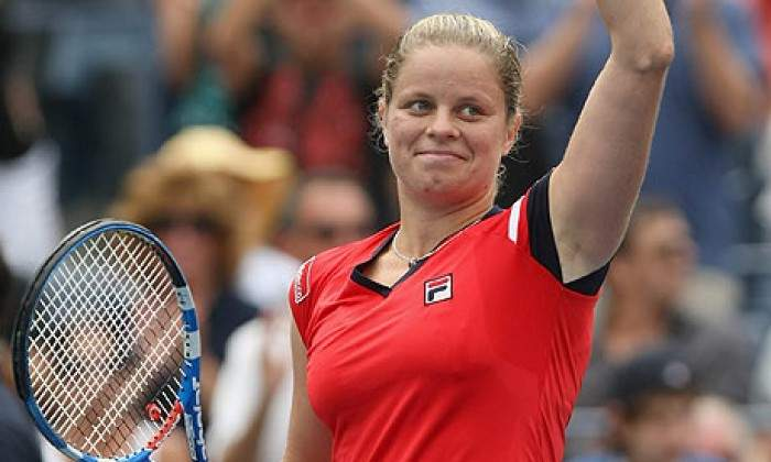 Fed Cup - Kim Clijsters comes to cheer Belgian countrywomen against Poland in Fed Cup