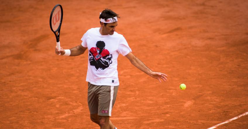 Roger Federer: 'My mother regularly needed to play a match of softball with me'