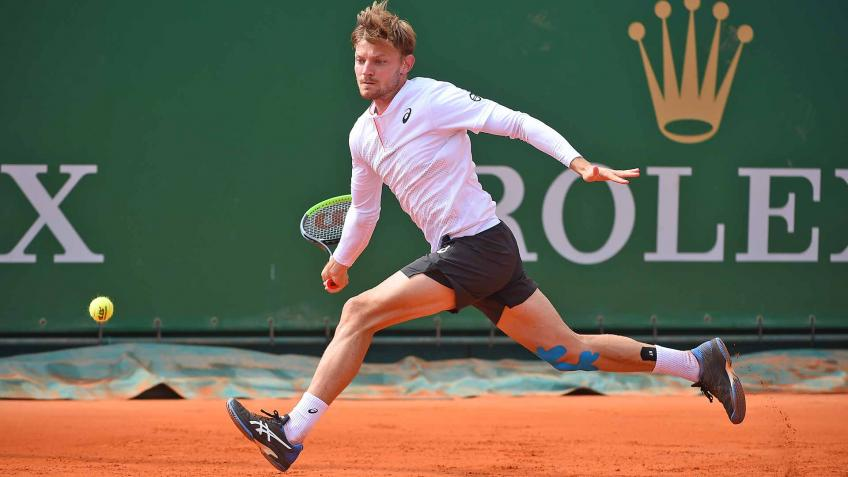 David Goffin offers wise words about Dan Evans after Monte Carlo defeat