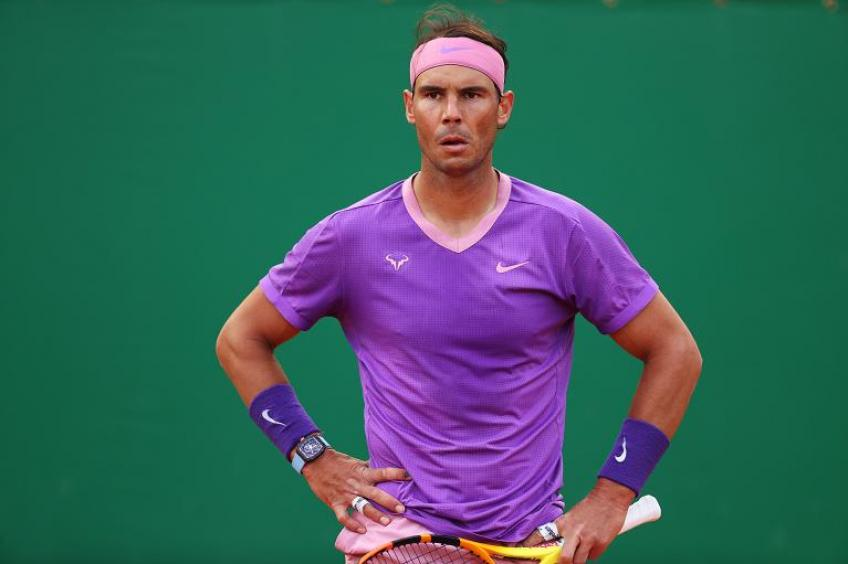 Rafael Nadal: 'In sport you have to be ready to accept...'