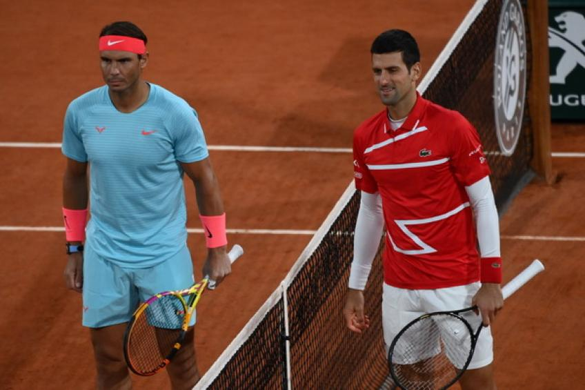 Rafael Nadal: 'Novak Djokovic is more obsessed with numbers and records than me'