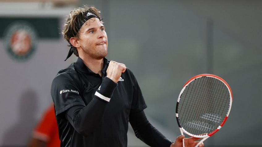 Dominic Thiem determined to win French Open this year