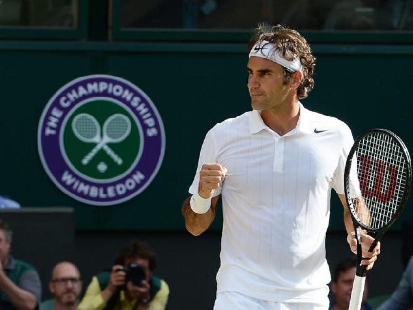 'It's not that Roger Federer remains an idol', says ATP ace
