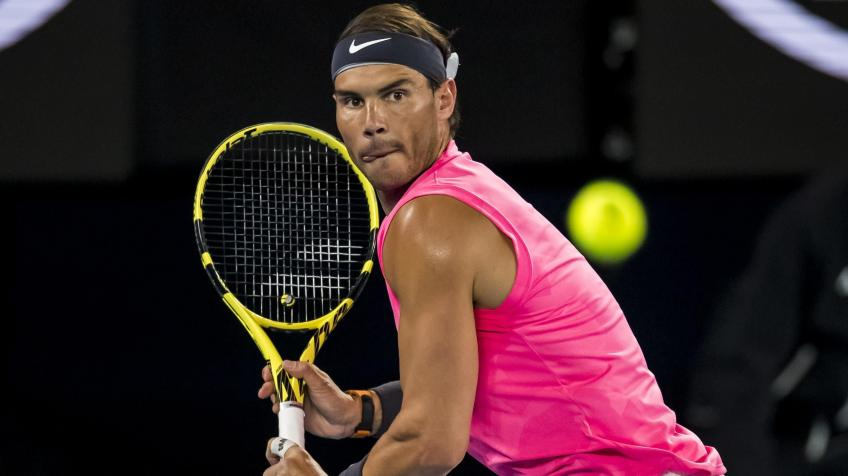 Rafael Nadal: 'Probably there's going to come someone who...'