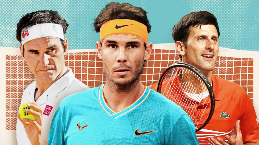 'I was watching Roger Federer, Nadal, Djokovic play on TV as...', says ATP star