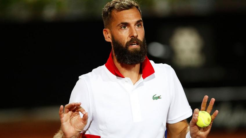 FFT excludes Benoit Paire from French Olympic team