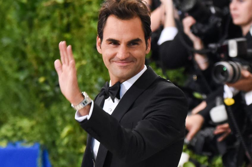 'If Roger Federer's moving as well as he has been moving...', says former ace