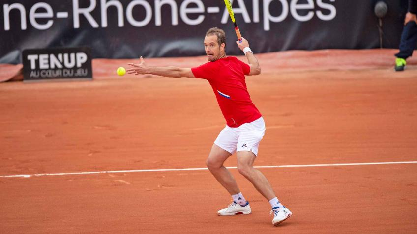 Richard Gasquet set to play in Lyon