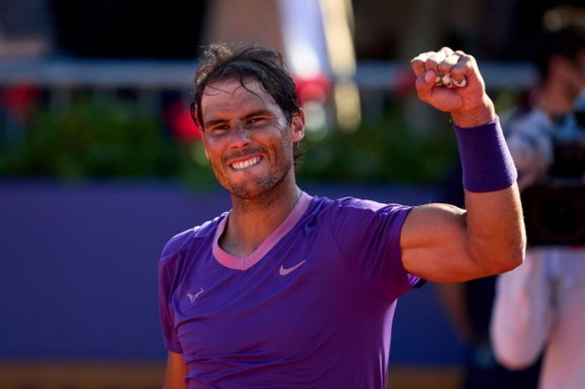 Rafael Nadal secures the ultimate record that no one will ever repeat