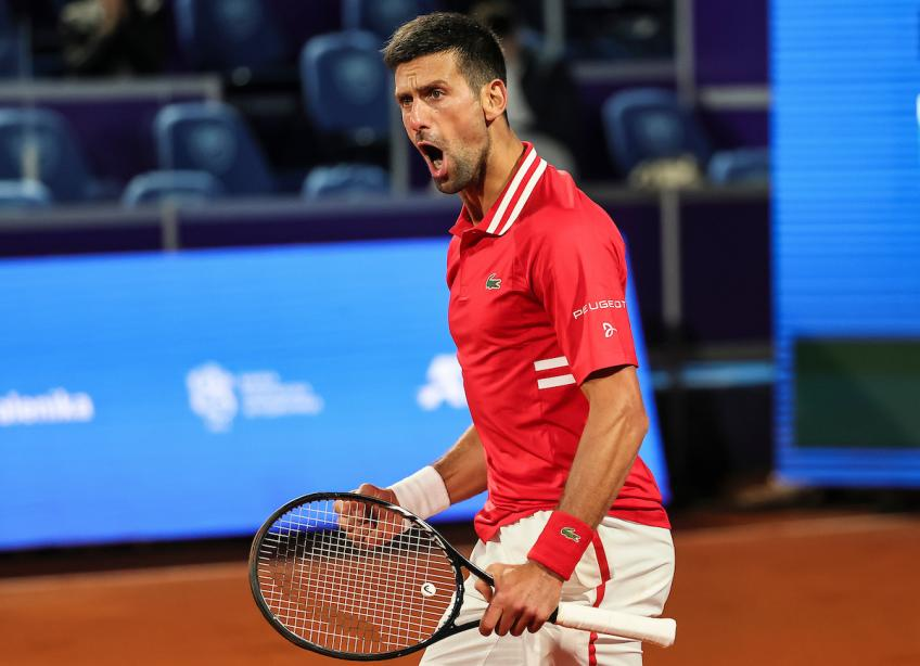 Novak Djokovic after losing to Aslan Karatsev: I was unlucky at times