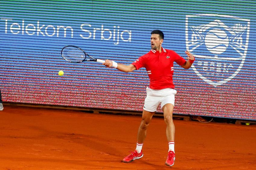 Novak Djokovic: I need to play better in order to have a chance at French Open