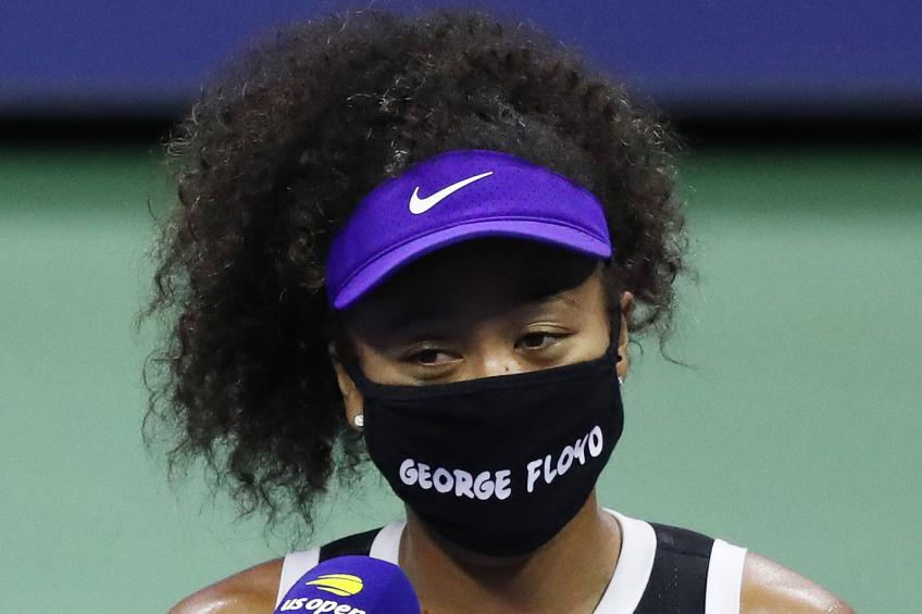 Naomi Osaka on George Floyd's assassin trials verdict