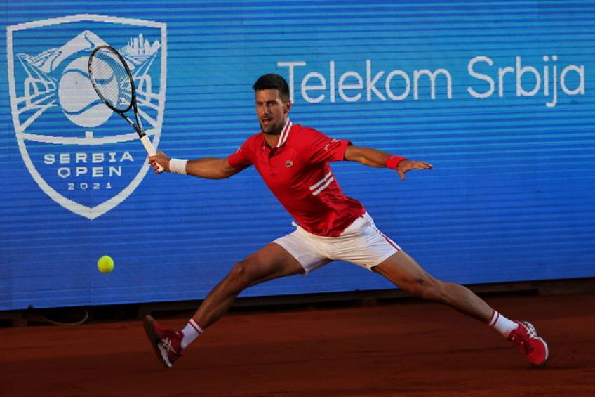 Novak Djokovic: 'I will have to play better to stand a chance at Roland Garros'