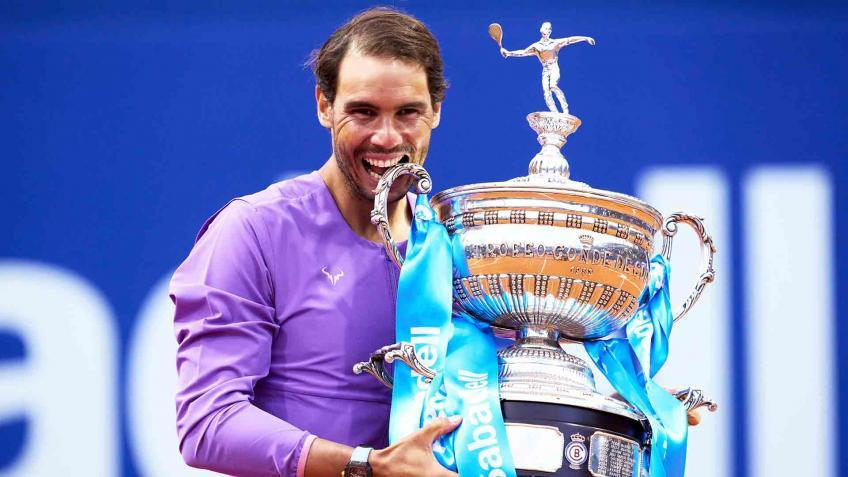 Rafael Nadal: 'Nothing can be accomplished...'