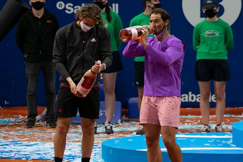 Rafael Nadal: 'Stefanos Tsitsipas is not right, I don't hate losing. I like to..'