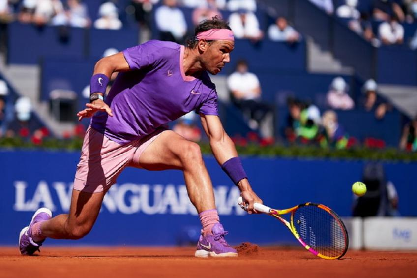 'Against Rafael Nadal, you can't afford to slow down, which I did,' says Norrie