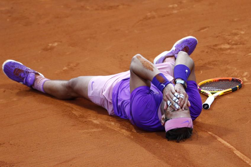 Rafael Nadal: 'For many years I heard that I would have...'