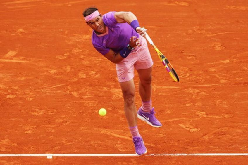 Rafael Nadal: 'I arrived at Monte Carlo in very good shape but...'
