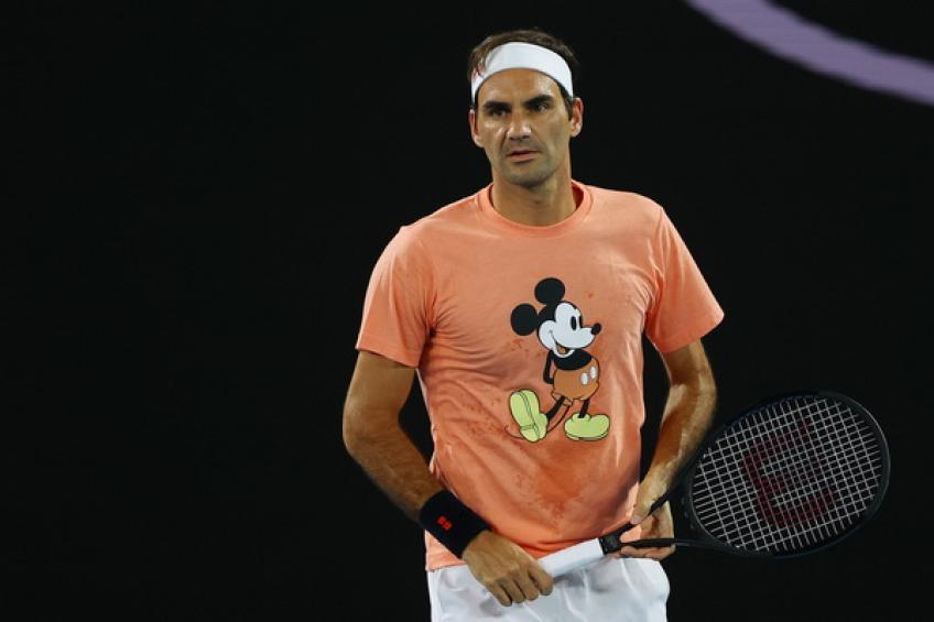 Roger Federer: 'I hope I can come back to that level with...'