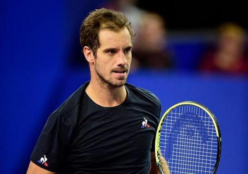 Richard Gasquet withdraws from Madrid Masters