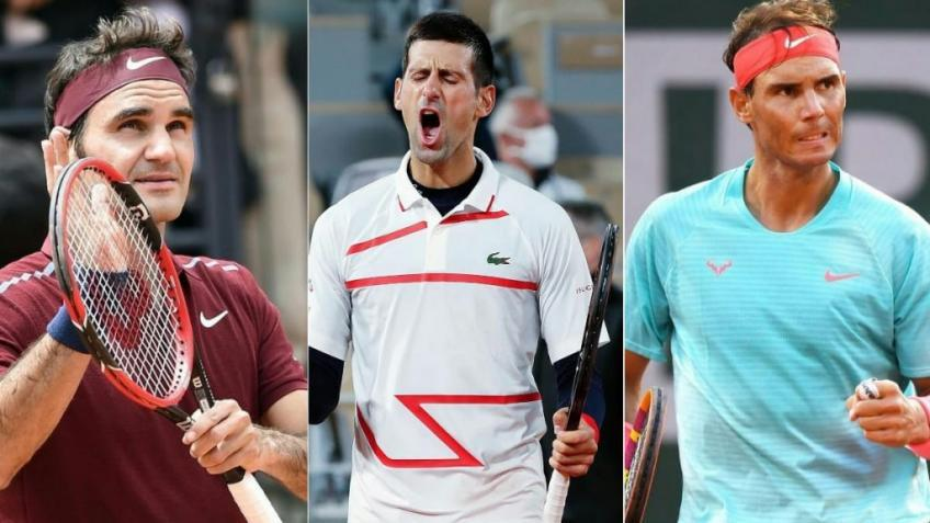 'Rafael Nadal and Roger Federer were at the top before...', says ATP ace
