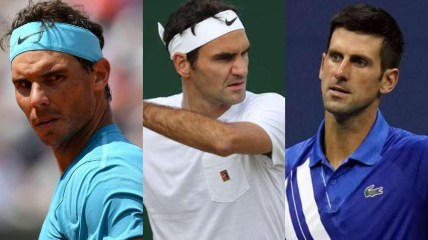 ATP star makes a parallel between Roger Federer, Nadal, Djokovic and 'Le Classique'